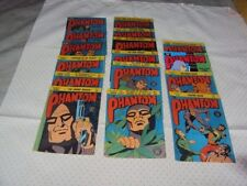 Phantom Paperback Good Grade Comic Books
