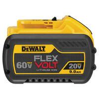 DEWALT DCB609 20V/60V MAX FLEXVOLT 9 Ah Li-Ion Battery (1-Pc) New
