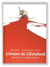 Cerqueira Masbou Ombre de l'Echafaud tirage Folle Image 350 ex avec dedicace