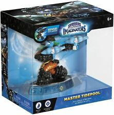 MASTER TIDEPOOL SKYLANDERS IMAGINATORS MINT IN BOX NEW UNOPENED WATER (#3004)