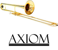 Axiom Tenor Trombone - Ideal beginner Trombone - 2 Year Warranty