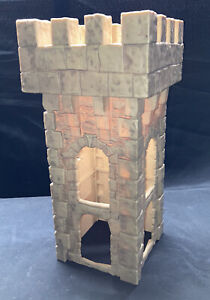 Vintage Schleich Castle Tower 40195 Rare Retired Free Shipping