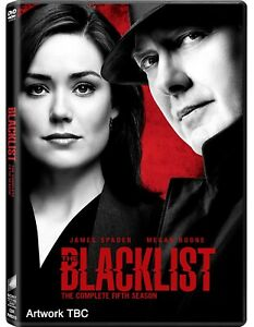 The Blacklist - Stagione 05 (5 Dvd) SONY PICTURES