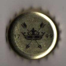 UK Beer Bottle Top Crown Cap - Greene King Brewery - Suffolk