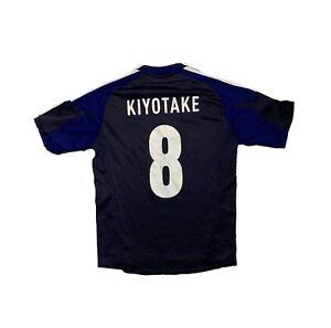 Men adidas Japan Home 2012 #8 KIYOTAKE Camisa Trikot Maillot Football Soccer