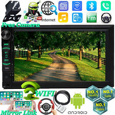 For Ford Super Duty F-250 F-350 HD Car Stereo 2Din Radio Android Audio GPS + Cam