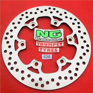 DUCATI 400 SS 92 NG REAR BRAKE DISC GENUINE OE QUALITY UPGRADE 636