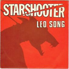 """STARSHOOTER """"LEO SONG"""" SP 1982 CBS A2103"""