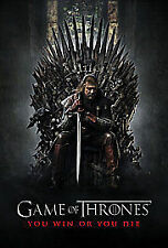 Game of Thrones Season 1 DVD 2012 Cheap Fast Free Post UK