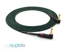 "Evidence Audio Lyric HG Instrument Cable   Neutrik Gold 90º to 90º 1/4""   35 ft."