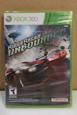 Ridge Racer Unbounded (Microsoft Xbox 360, 2012) NFS