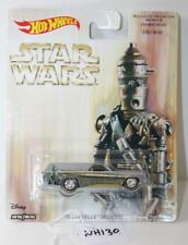 Mattel Hot wheels Star wars Bounty Hunter IG-88 '70 Chevelle FNQHobbys NH130
