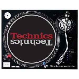 Slipmat Technics - Duplex Style 2 (1 Piece / 1 Piece) 60657-1 New