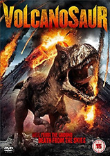 Ed Quinn, William B. Davis-Volcanosaur  DVD NUOVO