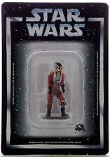Figurine collection Atlas STAR WARS Pilote Wedge ANTILLES Figuren