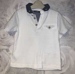 Boys Age 2-3 Years - George Polo Shirt