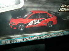 1:43 Greenlight Sean's 2006 Mitsubishi Lancer Evolution IX in OVP