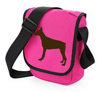 Doberman Bag, Doberman Pinscher Gift, Shoulder Bag, Birthday Gift, Dobe gift
