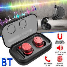 IPX4 Mini bluetooth 5.0 Wireless True TWS Stereo Earphones EarBuds Headphones AU
