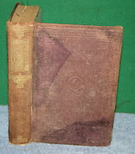 Vintage Book - LONG LOOK AHEAD by A.S. Roe - Carleton Publisher 1867