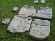 Toyota Forerunner rear seat leather set