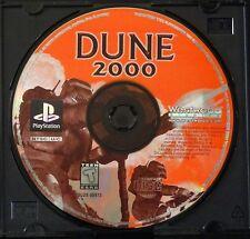 Dune 2000 (Sony PlayStation 1, 1999)PS1