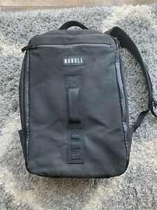 nobull waxed canvas backpack for CrossFit, Gym, Hiking
