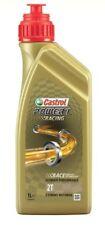 CASTROL POWER 1 RACING 2T OLIO 2 TEMPI SINTETICO API TC+ TRIZONE TECHNOLOGY