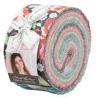 "Moda, Bloomington, Jelly Roll, 2.5"" Fabric Quilting Strips, 5110JR, J13"