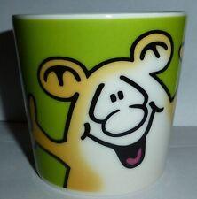 Arabia  Finland Topi Bear Cup Mug 4H Mascot Character Green