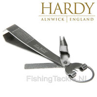 Hardy Stainless Steel Combo Tool Line Snips, Knot Tying Tool, Hook Sharpener etc