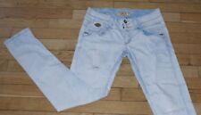 PULL&BEAR  Jeans pour Femme  W 28 - L 32 Taille Fr 38  (Réf # L038)