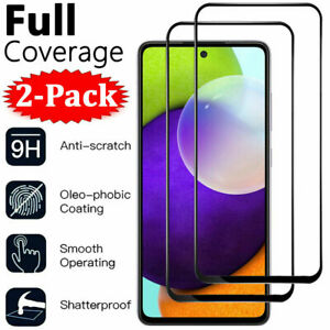 Tempered Glass Screen Protector For Samsung Galaxy A12 A32 A42 A52 A71 A51 A21S