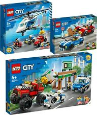 LEGO City 60245 Monster-Truck 60243 60242 Polizeihubschrauber N1/20