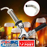 Auto Close Beer Tap Faucet Draft With 80mm Long Shank For Homebrew Kegerator AU