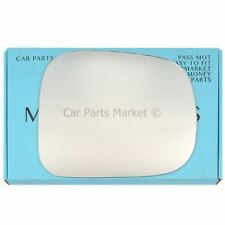 Right side Convex Wing door mirror glass for LDV cub 96-02