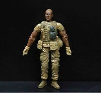 BBI ELITE FORCE Special Forces Ops Force Figure Soldier Navy Delta 1/18 3.75""