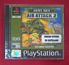 Army Men: Air Attack 2 - PSX - PS1 - PLAYSTATION - NUEVO