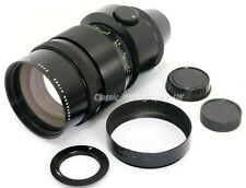 Pentacon 4/300mm POWERFUL M42 fit TELEPHOTO Lens 300mm F4 for 35mm SLR & DIGITAL