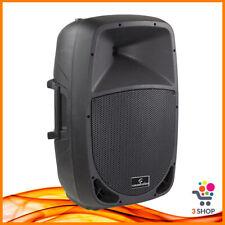 Cassa attiva 8 amplificata audio diffusore portatile monitor per karaoke e voce