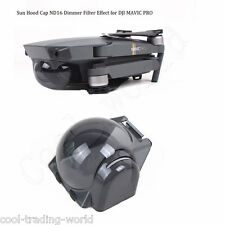Gimbals Camera Cover Lens Cap with ND16 Dimmer Filter Effect for DJI MAVIC PRO
