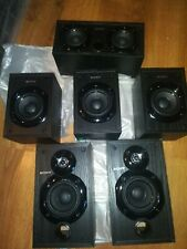 sony Surround sound 6× speakers ss-mp69pl