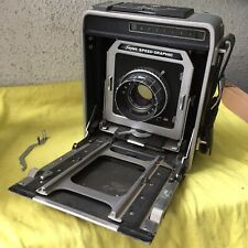 Vintage Graflex 1000 Super Speed Graphic 4x5 Field Camera 135mm F/4.5 Lens