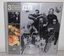 3 CD KORN - ORIGINAL ALBUM CLASSICS - LIFE - FOLLOW - ISSUES - NUOVO NEW