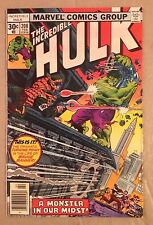 The Incredible Hulk #208 (Feb.1977-Marvel) OW/CP HIGH GRADE MUST SEE!!!!