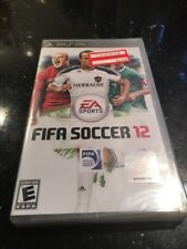 FIFA Soccer 12 - Sony PSP Brand new Factory sealed