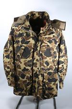 Columbia Gore-tex Thinsulate Camo Hunting Parka Coat Size L Detachable Hood