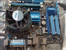 ASUS LGA775 MOTHERBOARD P5G41T-M LX ACPI BIOS REV 0902 W/ CELERON CPU 2.80GHZ