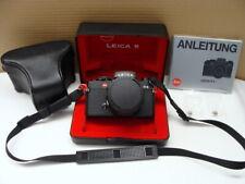 "Leica 10043 - Leica R4 black Kit Summicron 2/50mm ""1a Sammlerstück"" - Top!"