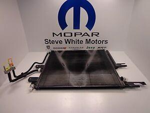 10-11 Dodge Ram 2500 3500 New Condenser & Transmission Cooler 6.7L Mopar Oem
